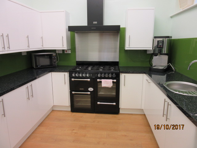The Kitchen of Greenside Community Centre